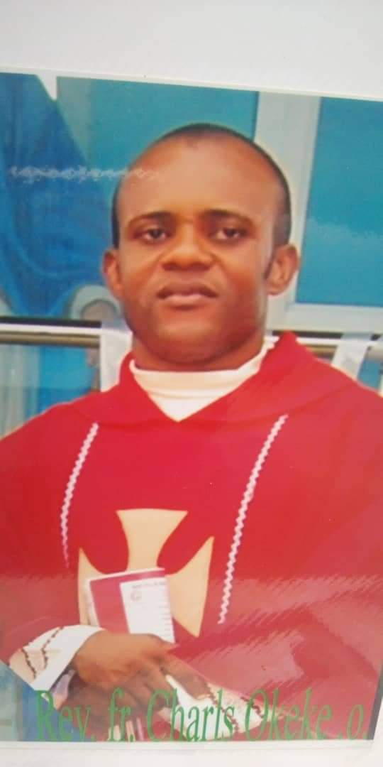 Reverend Father Found Dead inside His Car (Photos) 1