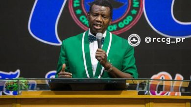 Photo of Coronavirus: RCCG Releases Instructions on How Service Should Be Conducted