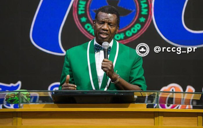 Coronavirus: RCCG Releases Instructions on How Services Should Be Conducted