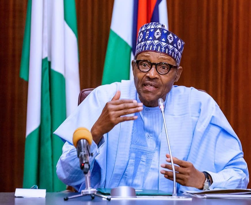 COVID-19: President Buhari to Address the Nation Today