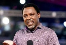 Photo of Coronavirus: TB Joshua Reacts to Restrictions of Church Activities