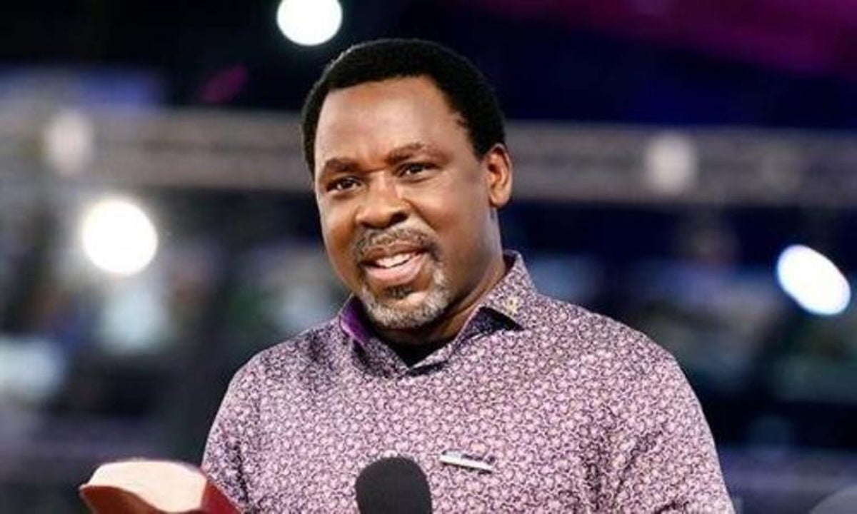 Coronavirus: TB Joshua Reacts to Restrictions of Church Activities