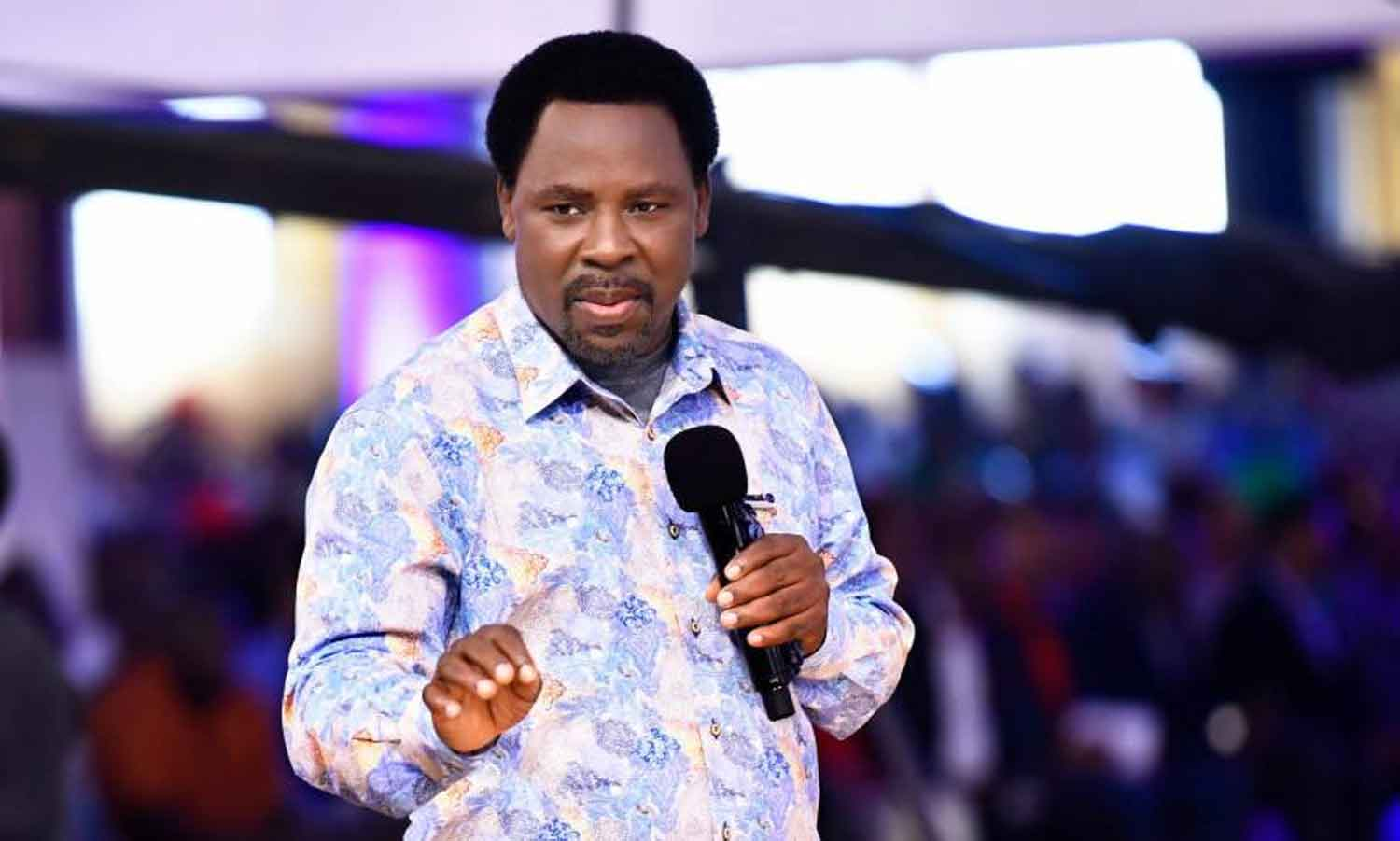Prophet TB Joshua Reveals The Date Coronavirus Will End