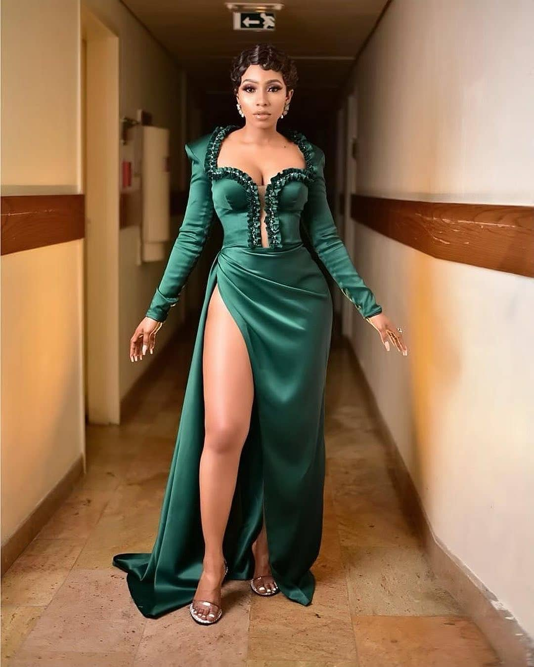 What Your Favourite Celebrities Wear to the AMVCA