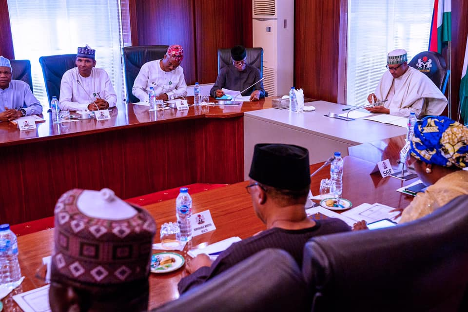 FG Cut N1.5 Trillion From 2020 Budget, Suspends Recruitment