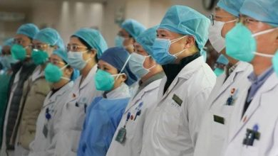 Photo of Coronavirus: Chinese Medical Doctors Arrives in Nigeria