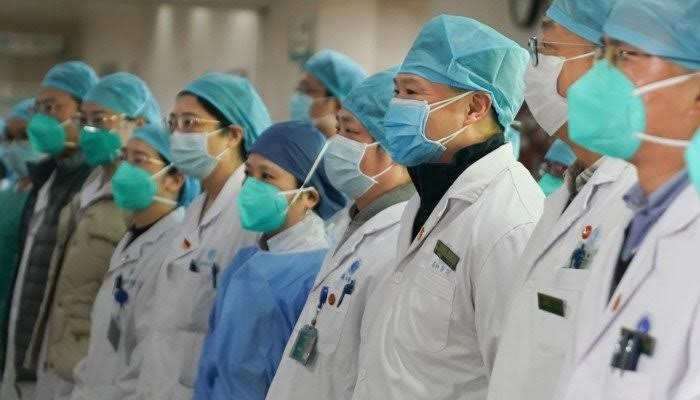 Coronavirus: Chinese Medical Doctors Arrives in Nigeria