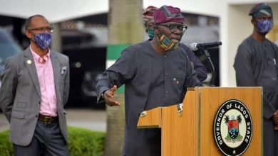 Photo of 5 Things Lagos  Governor Said During His Recent Address