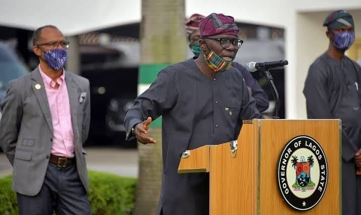 5 Things Lagos Governor Said During His Recent Address