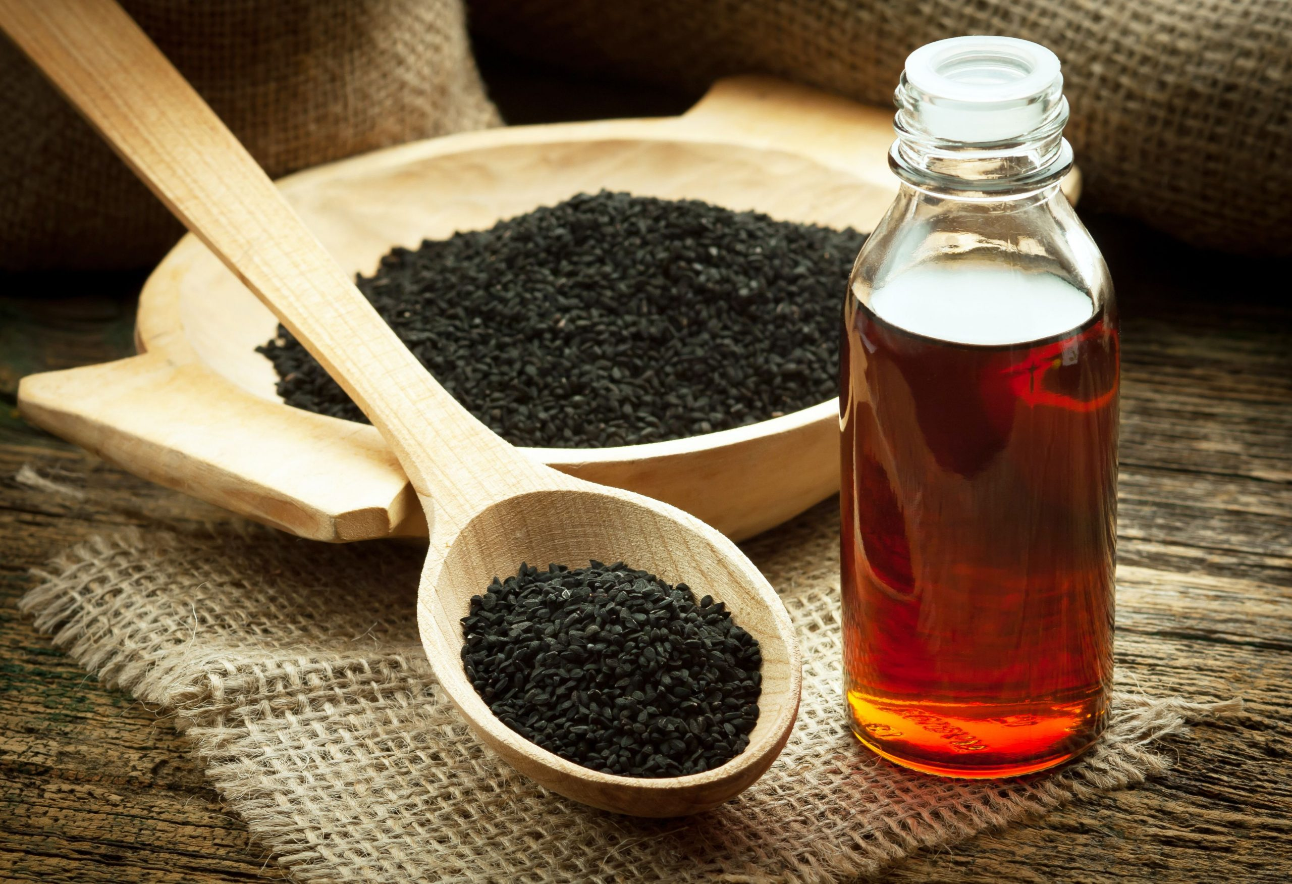 Amazing Health Benefits of Black Seed Oil
