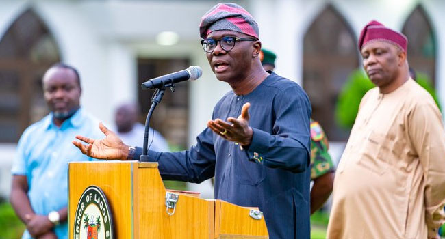 10 People at Lagos Govt House Test Positive for COVID-19