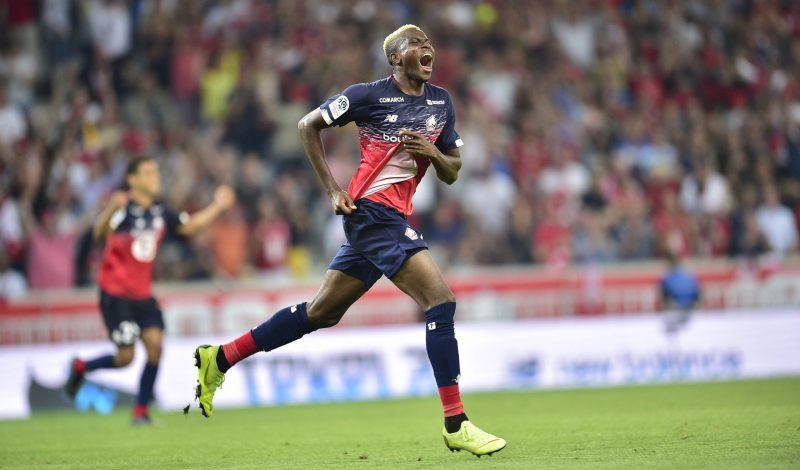 Photo of Super Eagles Legend Blast Lille over Outrageous Price Tag Placed on Osimhen