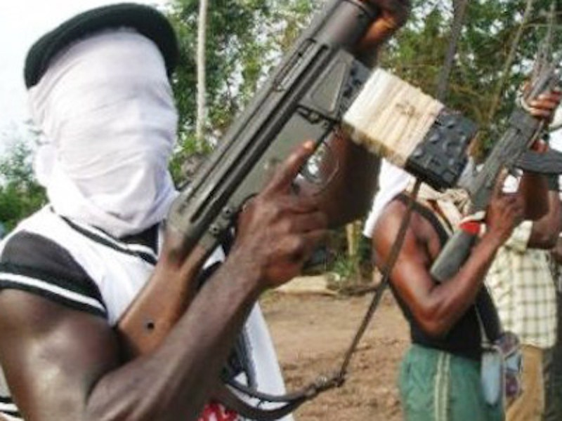 How a Armed Robber Killed his Colleague During Operation