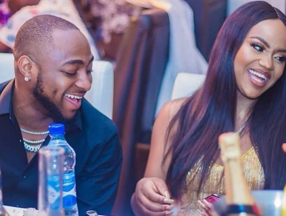 Davido Unfollows Chioma on Instagram
