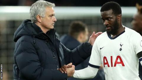 Mourinho Speaks on Rift with Ndombele