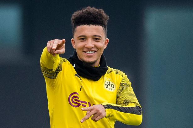 Photo of Manchester United Keen on Jadon Sancho
