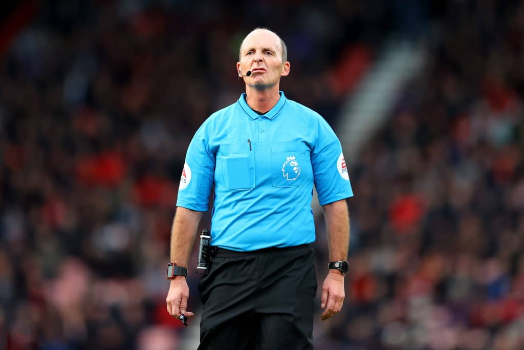 Photo of Mike Dean to Referee Everton Vs Liverpool Match,  See List of Other Referees