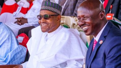 Photo of EFCC Scandal: Buhari Approves Magu's Suspension as EFCC Boss