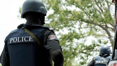 Photo of Suspected Armed Robber Lynched in Delta ( See Photo)