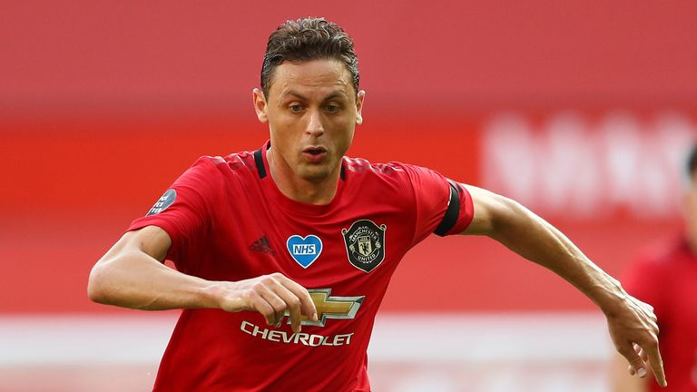 Manchester United Extend Nemanja Matic's Contract