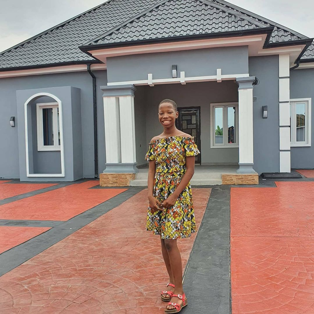 Reason I Built a House for My Mum - Young Emmanuella