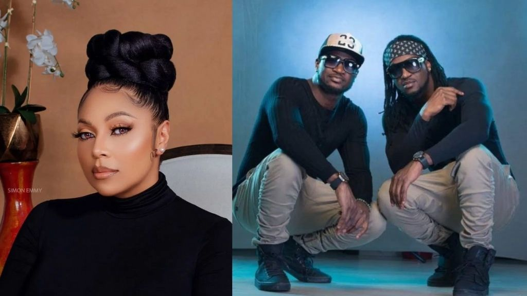 Paul Okoye Reacts To Lola Omotayo's Birthday Message, Calls Her Manipulative