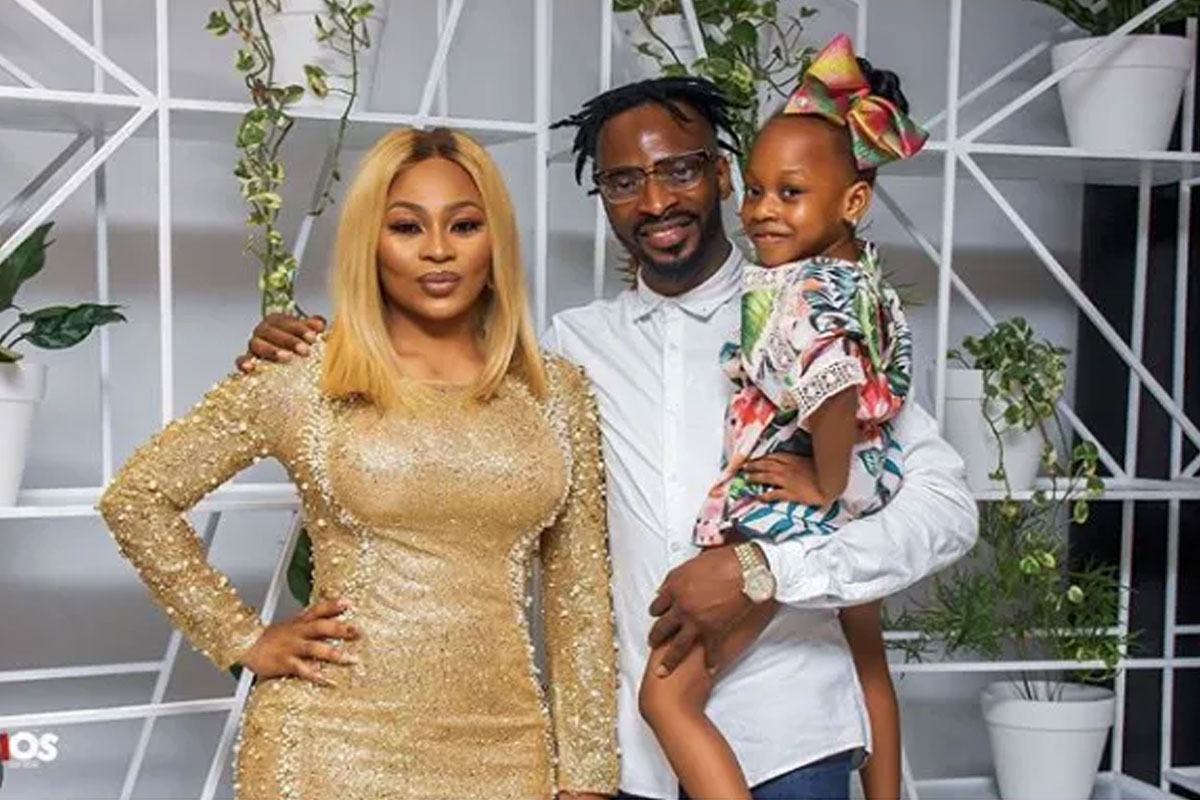 9ice's Wife Breaks Silence After Husband's Cheating Scandal