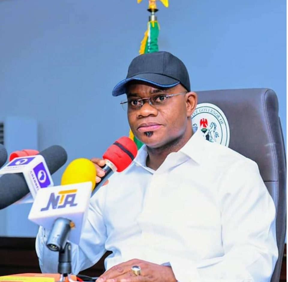 Another #EndSARS Protests Will Worsen Poverty- Yahaya Bello Warns Youth